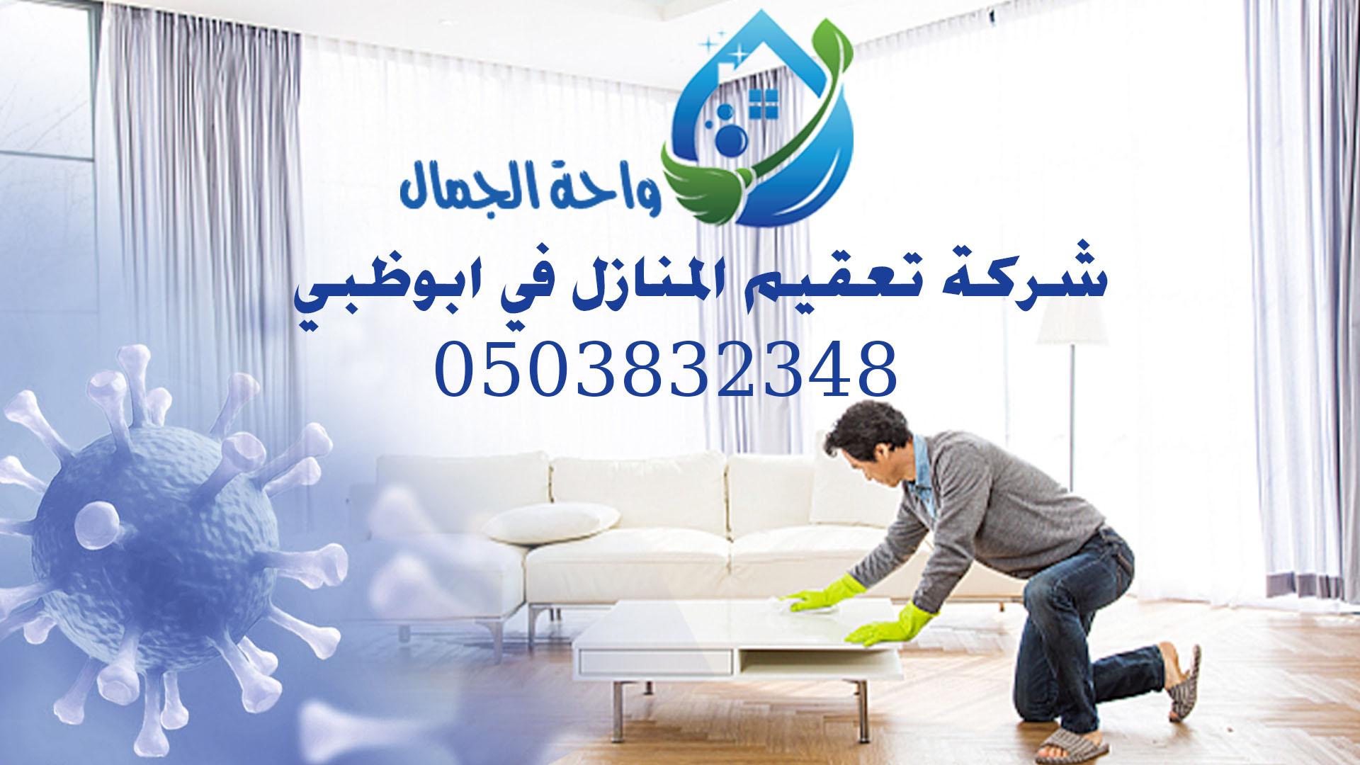شركة تعقيم المنازل في ابوظبي